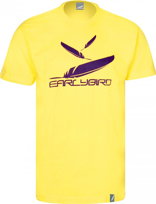 earlybird featherweight yellow