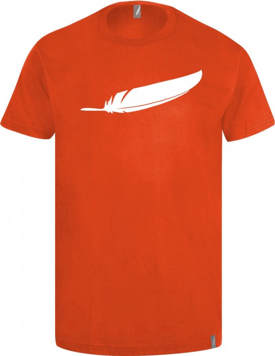 earlybird plain feather orange