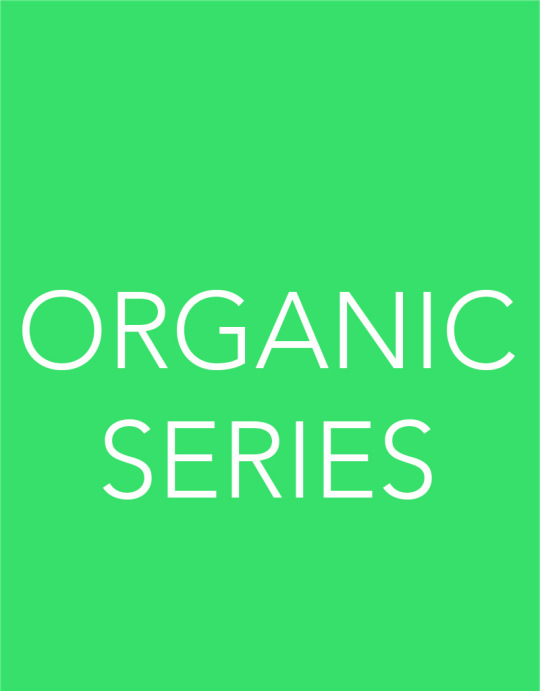 Earlybird-Organic-Series